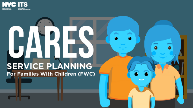 ExpiredCARES Service Planning – Families with Children